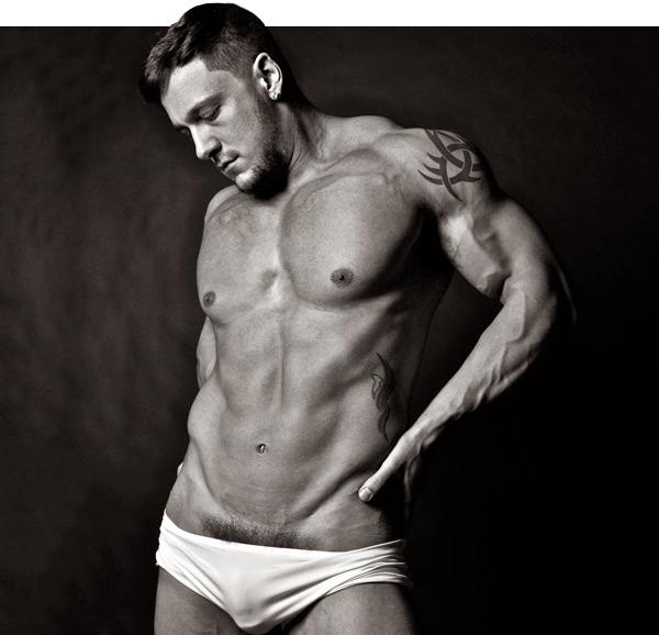 male model Joey D by KJ Heath