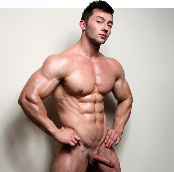 Hot Naked Men Body