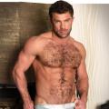 COLT man model Sean Lawrence