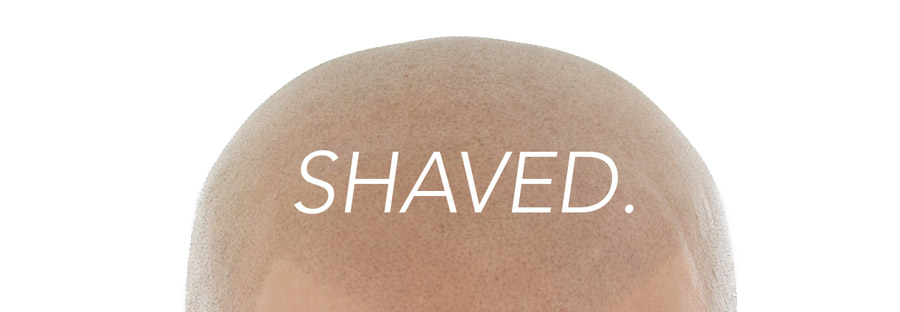 shaved-head