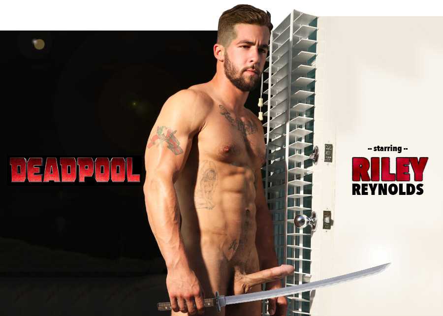 from Riaan hot naked porn ryan reynolds