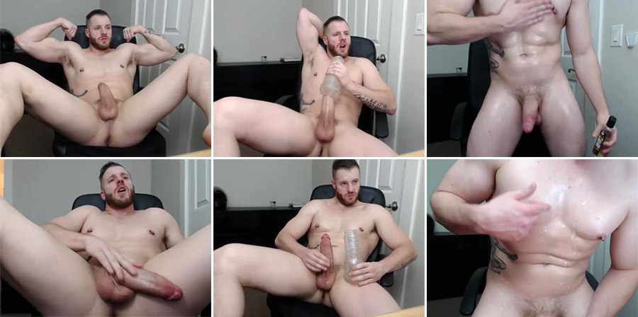 Slutty homosexual ass job and creampie