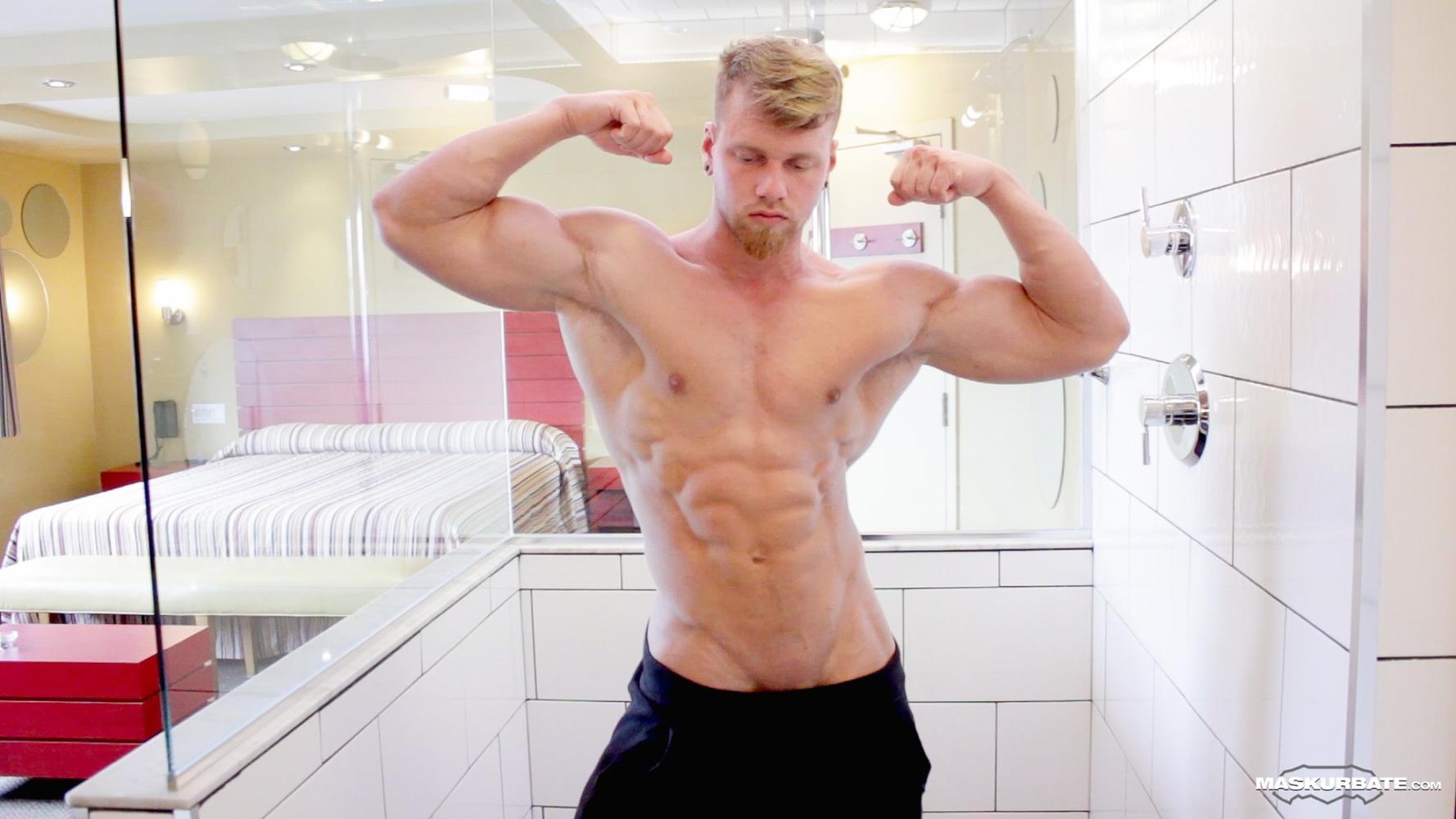 Muscle Maskurbate brad