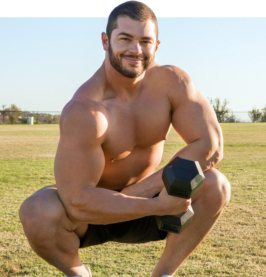 Sean cody muscle