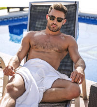 LucasEntertainment James Castle By The Pool
