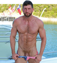 CorbinFisher's Todd Returns To Chaosmen As Zane