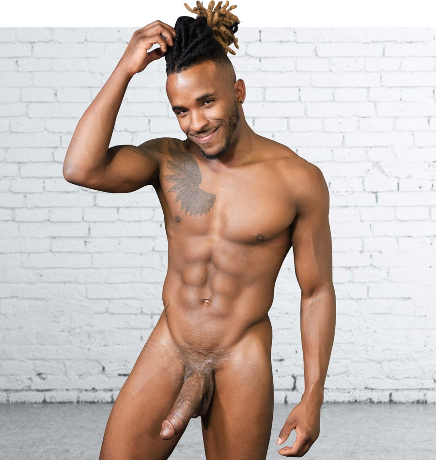 Popular black gay porn stars