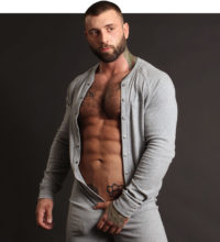 Black Friday With Simon Marini At JockstrapCentral