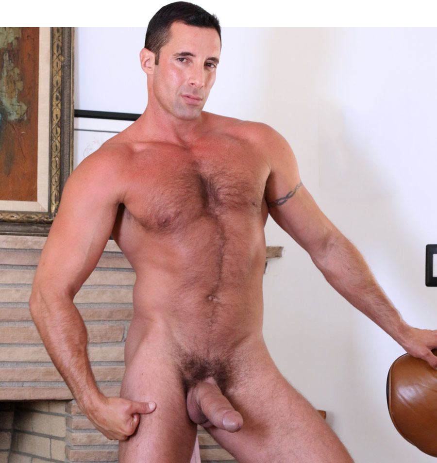 Muscle Daddy Nick Capra