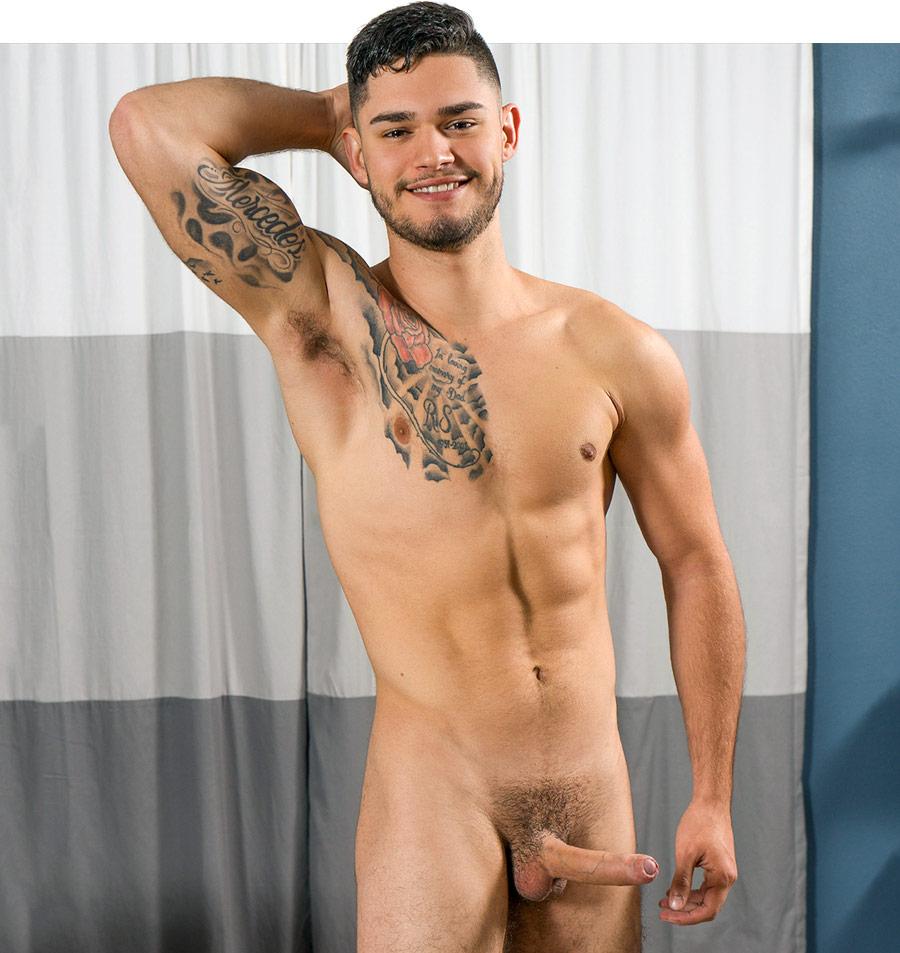 sean cody ruben xxx sexy model jerk-off naked