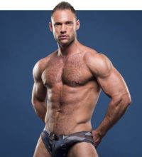 Hairy Hunk Denton Baxter From Flirt4Free
