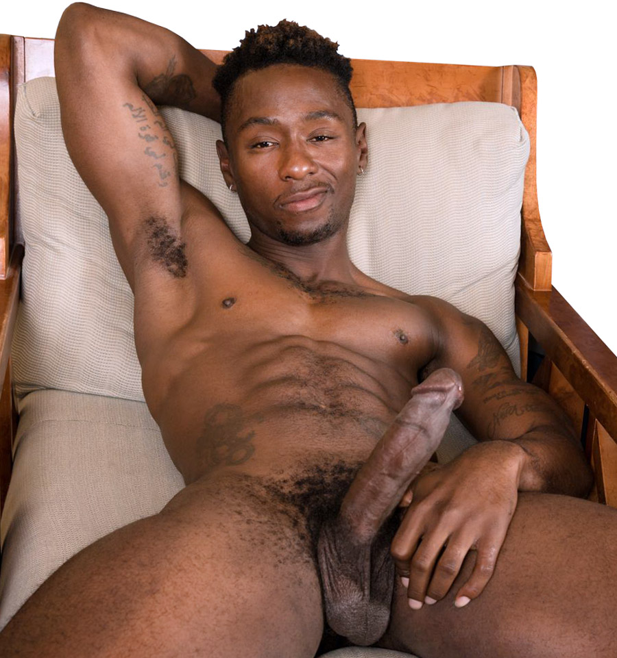 black men naked Hung