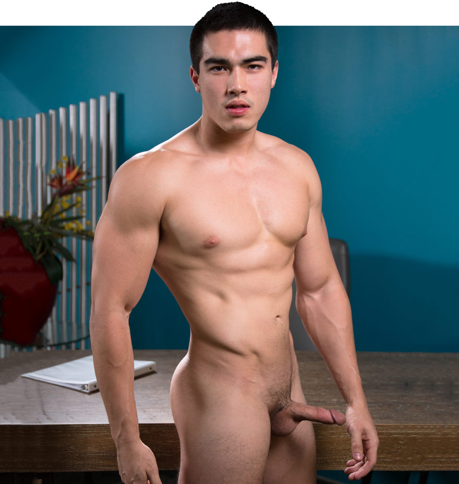 beutiful nude japan boy