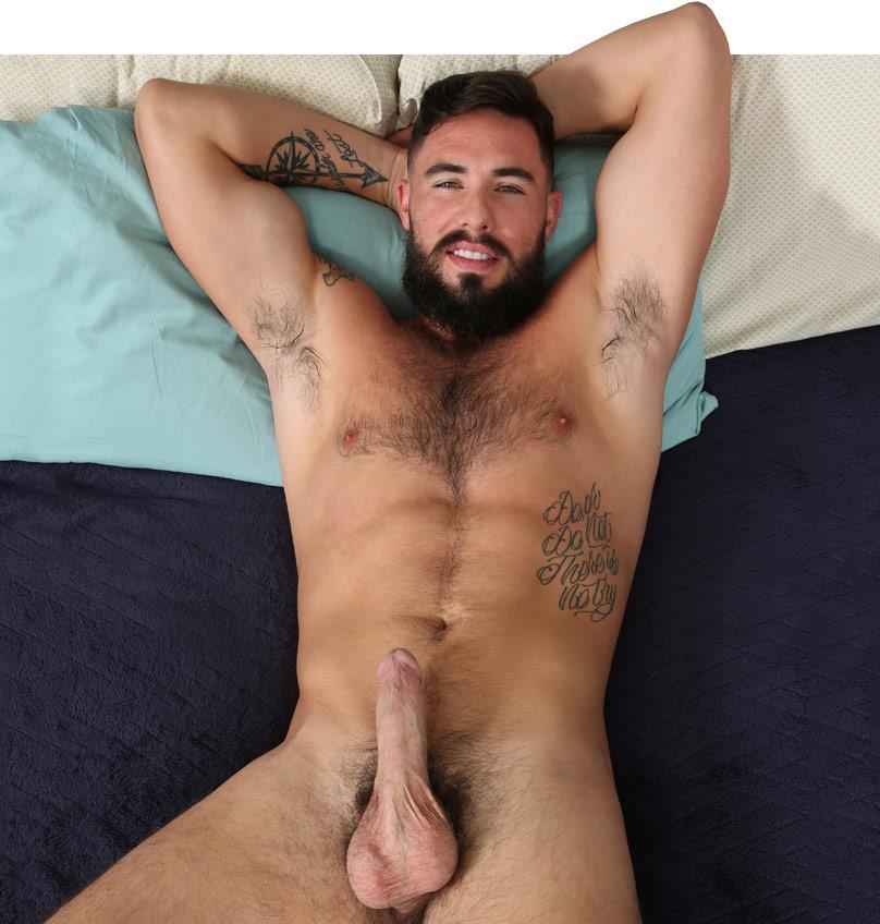 Big feet big dick
