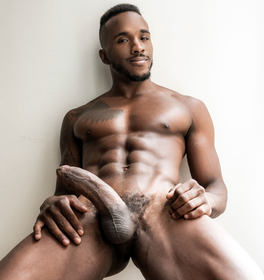 Black nude endowed men authoritative