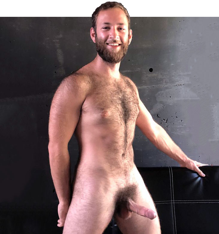Hot hairy hung hunks