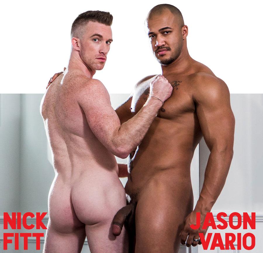 Jason Vario And Nick Fitt NoirMale