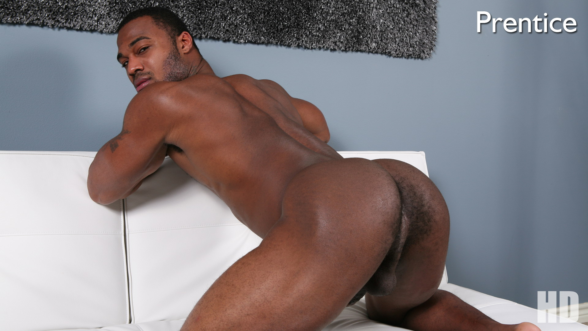 Black male hunks
