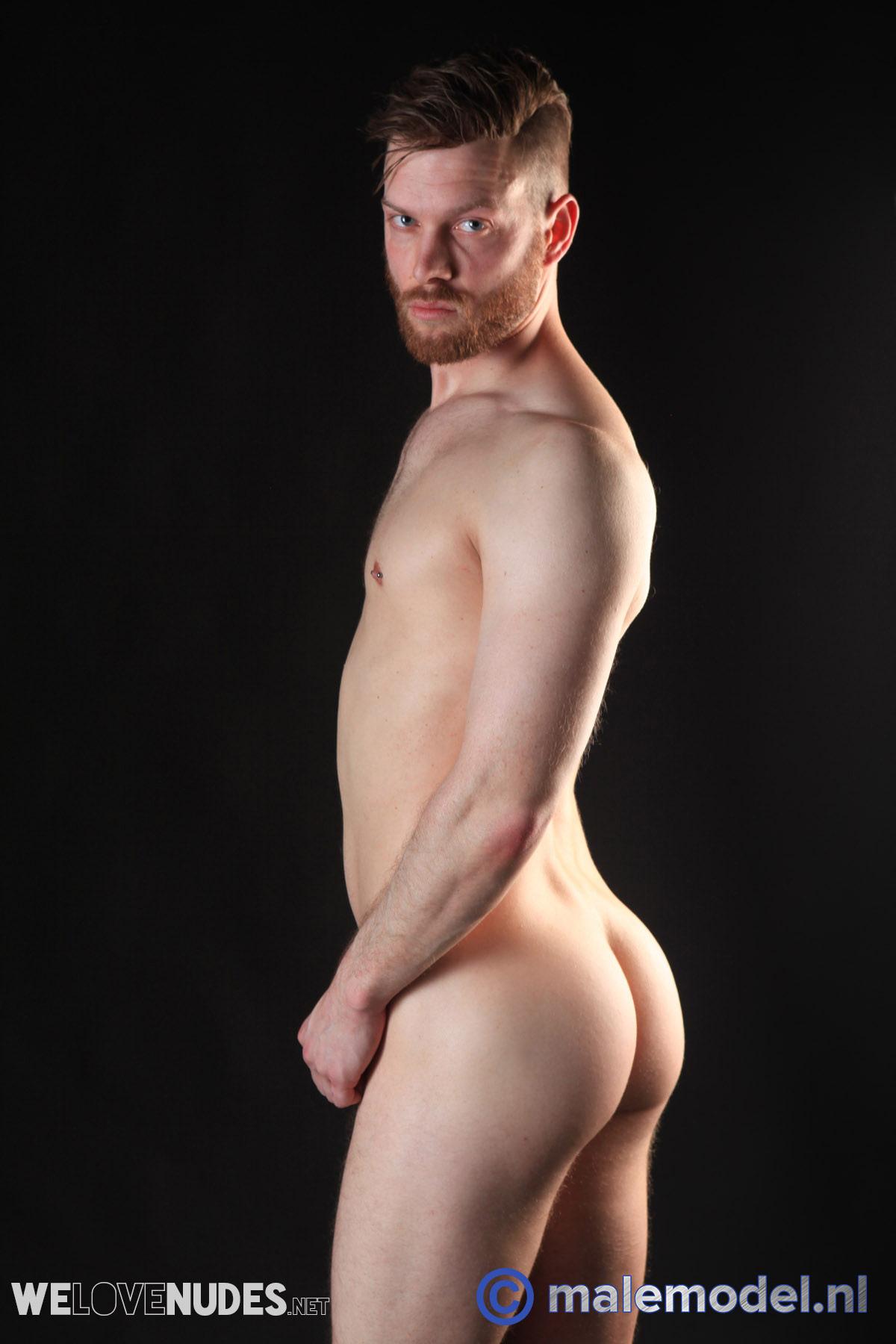 Model Chris Photographed By Gert Kist-4424
