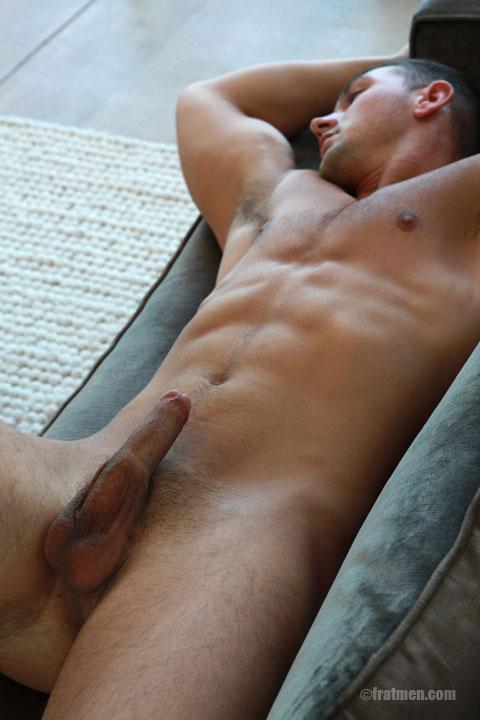 Fratmen Connor Naked