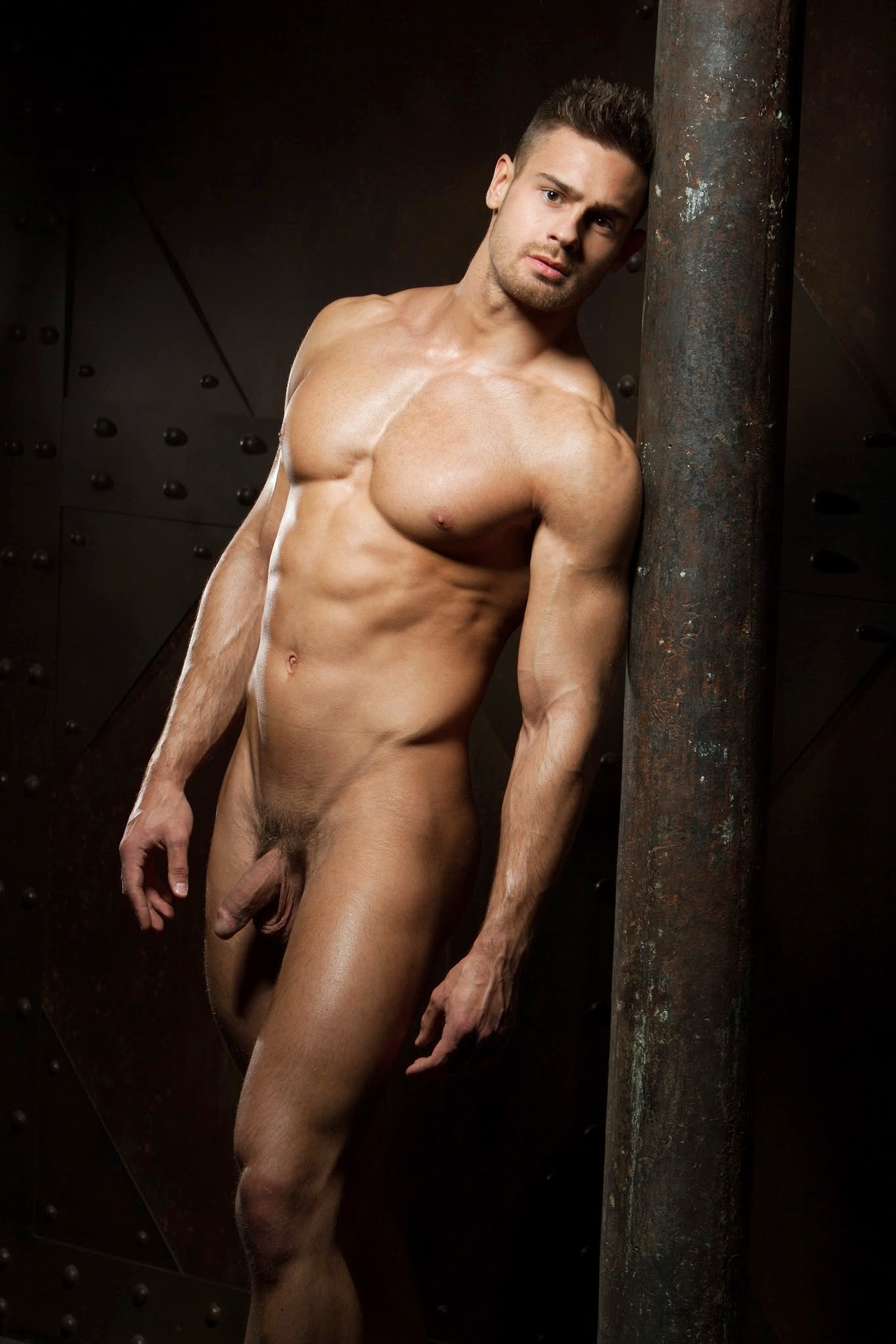 Male erotic models