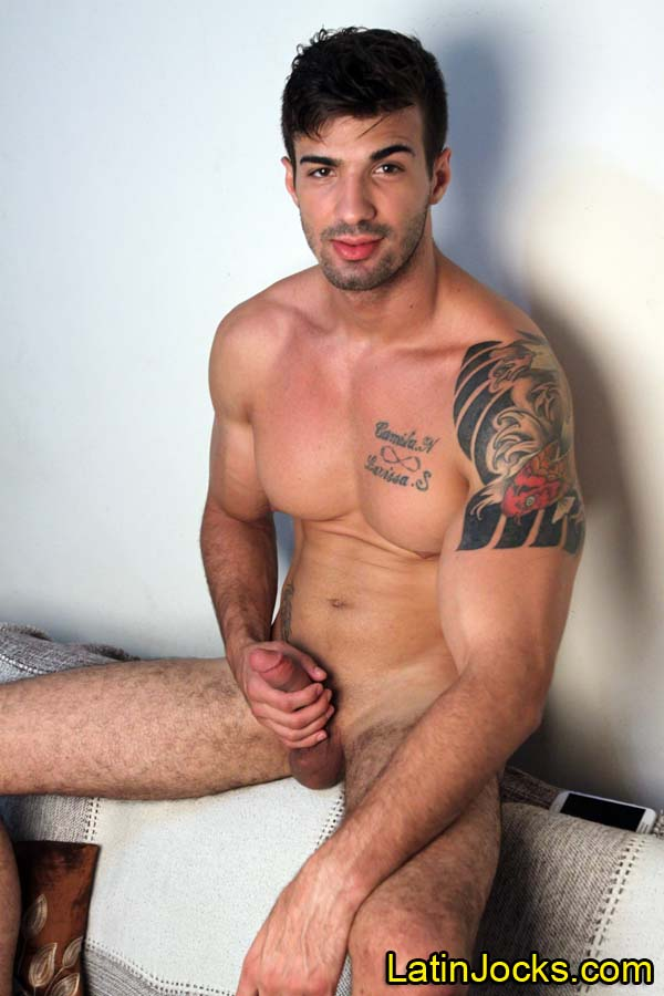 Latino jocks naked