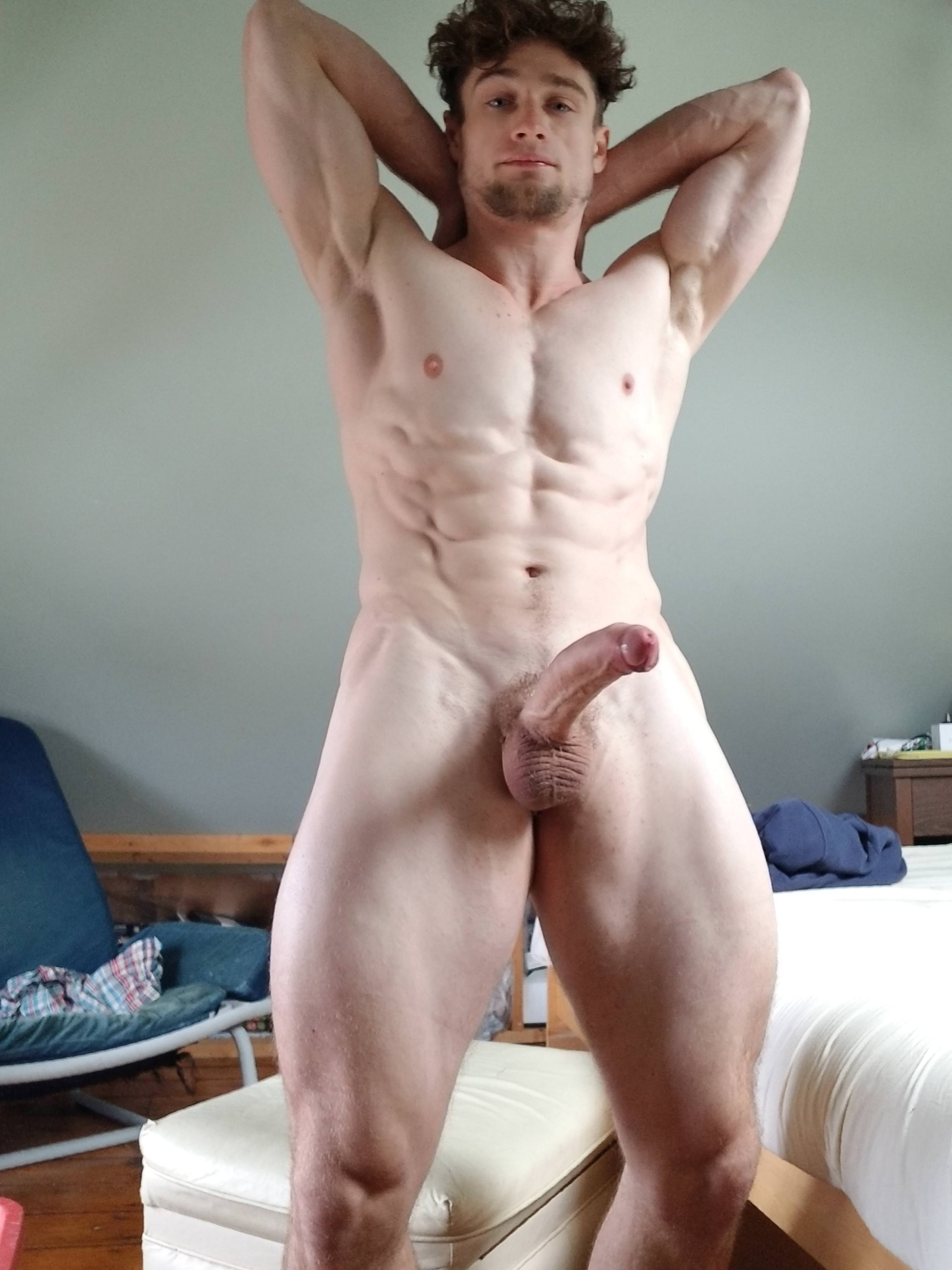 large naked cock