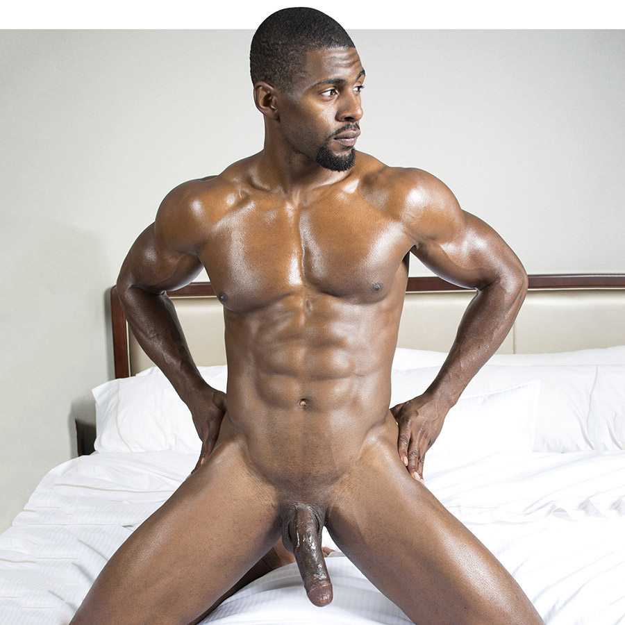 Black Muscle Hunk American Dream From Thugboys-7377