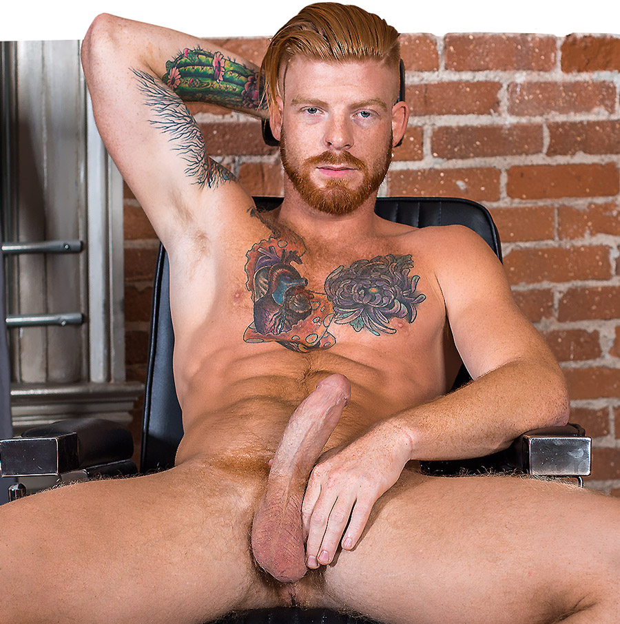 hot nude male gingers