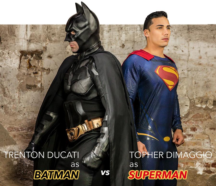 Superman xxx free