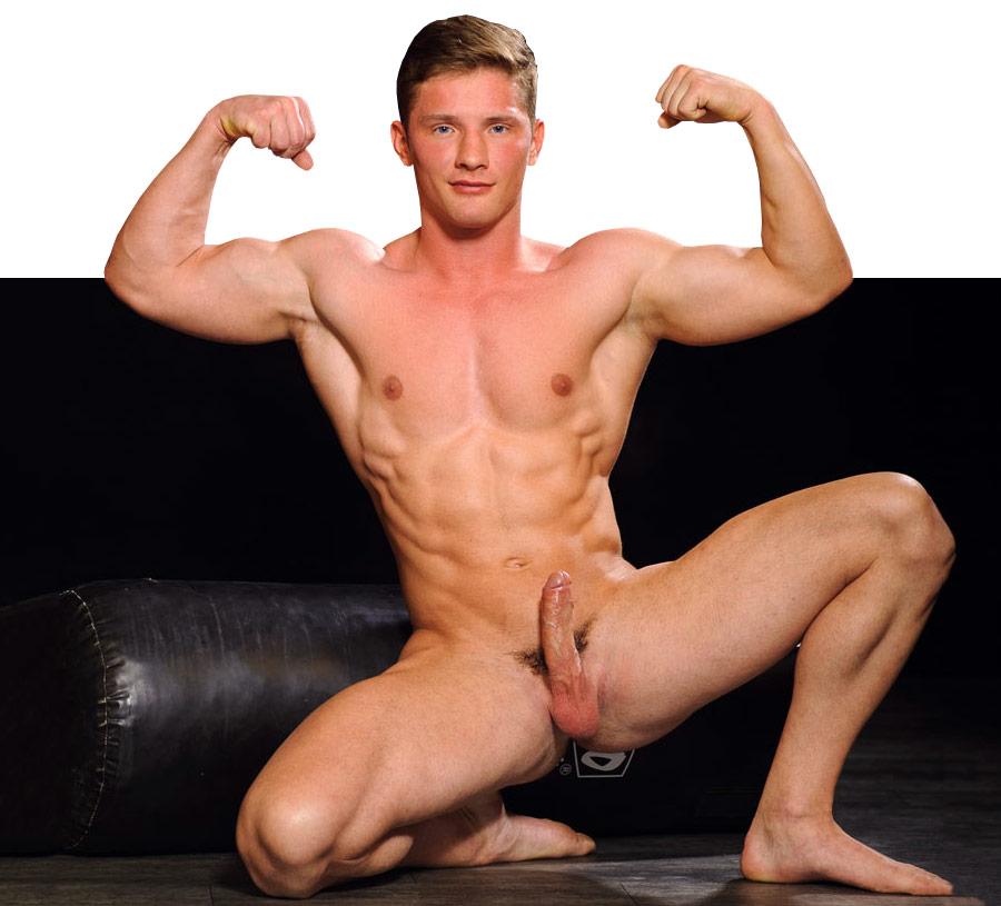 Czech Bodybuilder Ondra Taryk From Williamhiggins-7386