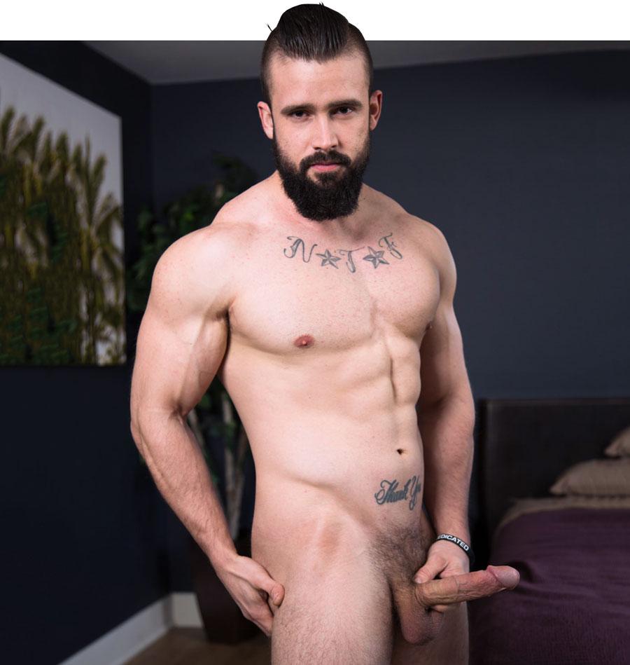Hair naked men with facial Gay facial